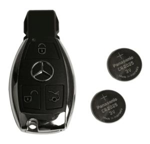 mercedes-bga-key-2-button