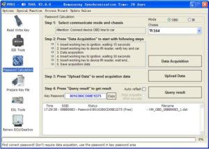 Mercedes-bga-key-password-calculation