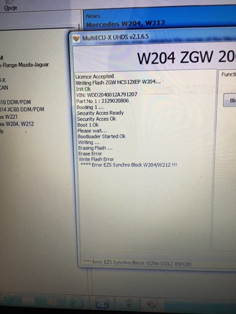 W204 OBD mileage correction: Digiprog3? VVDI MB? FVDI? AVDI