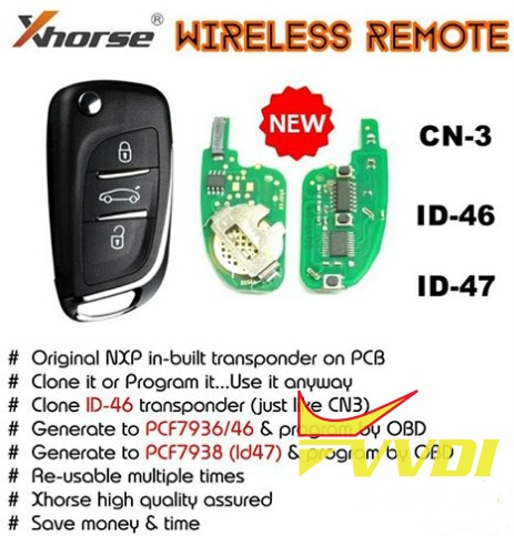 Xhorse VVDI Key Tool Remote Keys Price List | VVDIshop com