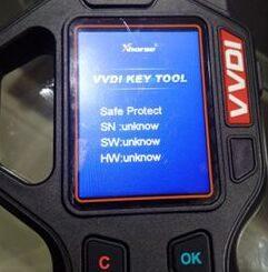 vvdi-key-tool-sn-hw-sw-unknown-2