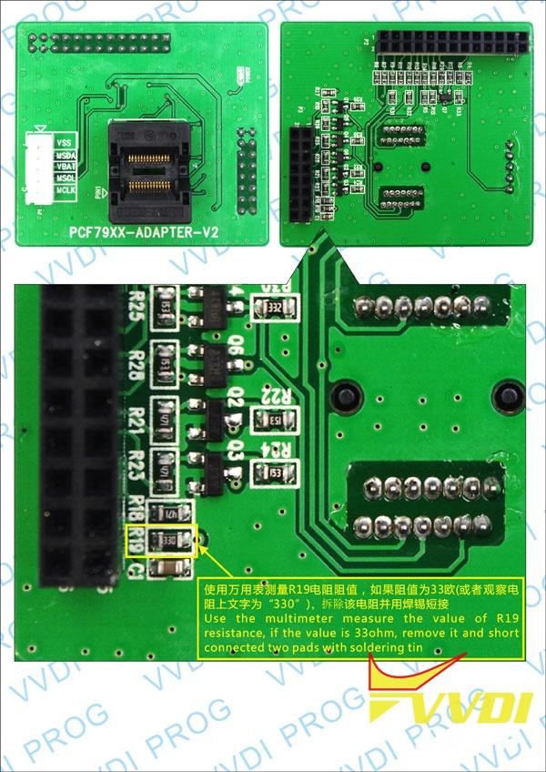 PCF79XX-ADAPTER-V2-REPAIR