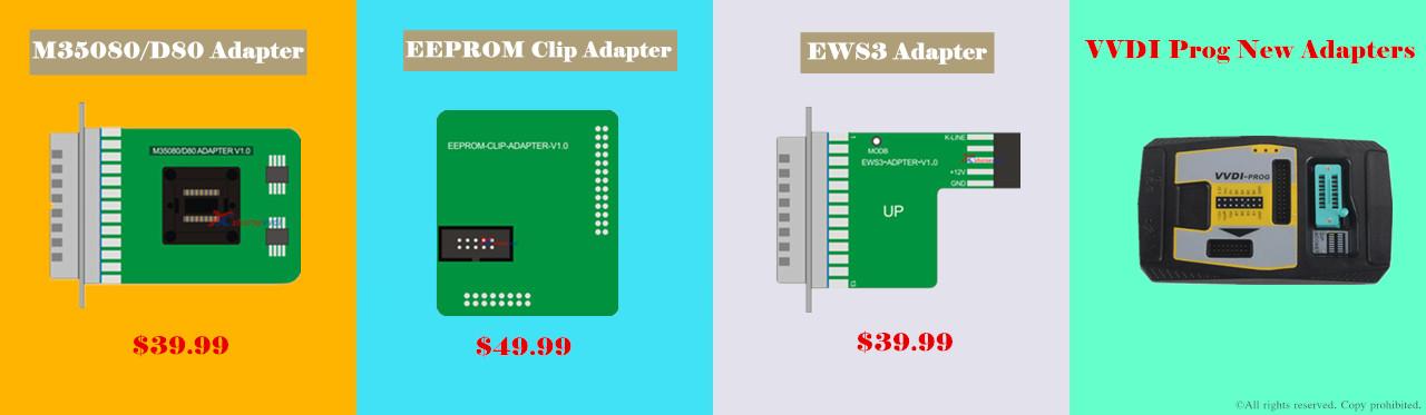 vvdi-prog-adapters