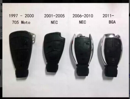 cgdi-mercedes-key-types