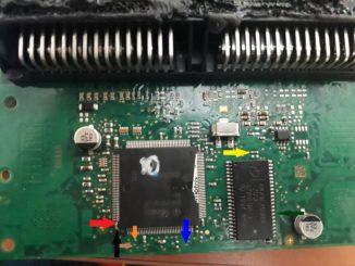 EMS3132 PIN OUT VVDI PROG