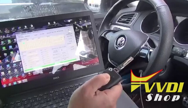 Xhorse VVDI2 Programs New Keys to VW MQB NEC35XX ...