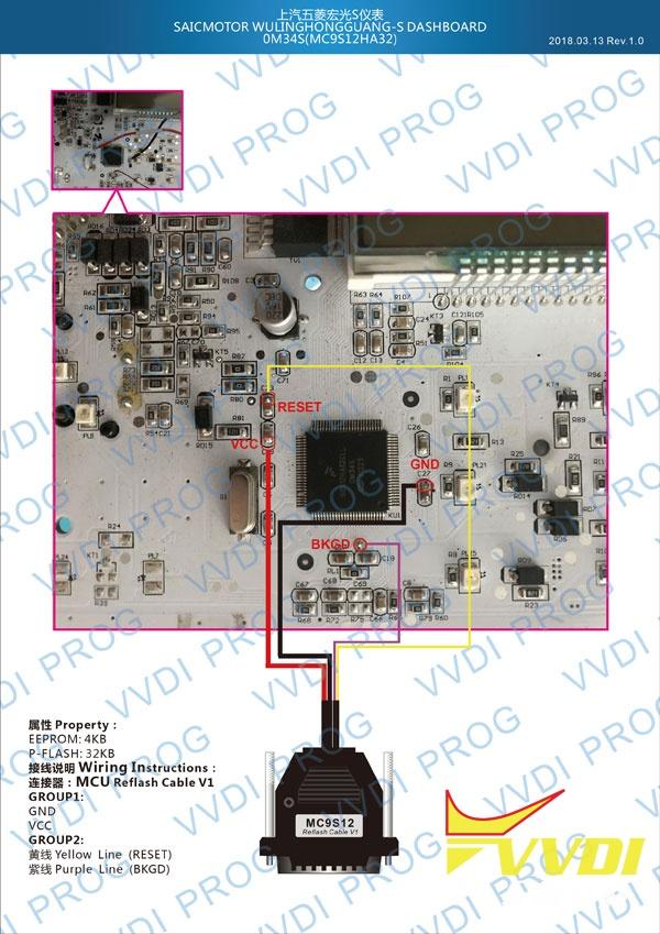 WULINGHONGGUANG-S-DASHBOARD0M34S(MC9S12HA32)