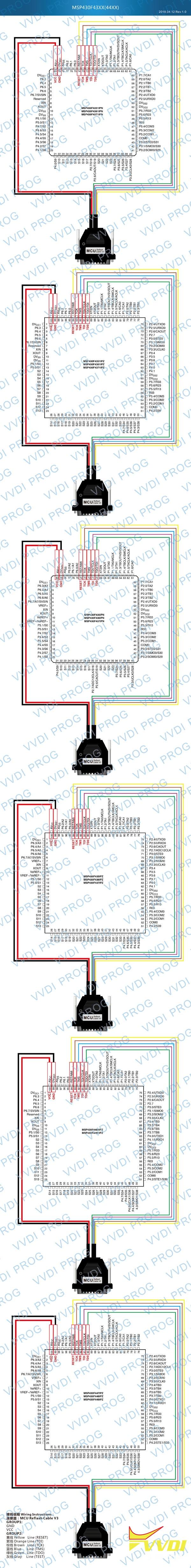 MSP430F43XX-44XX