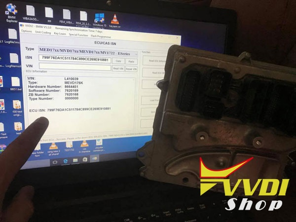 Read-ISV-MEVD7XX-X6-2012-using-VVDI2-by-obd-1
