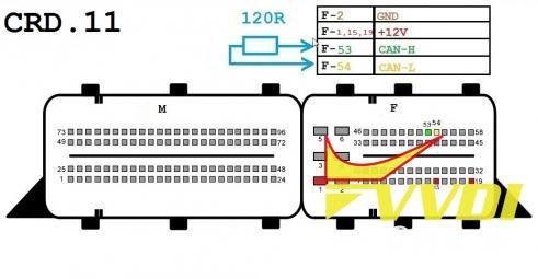 Will Xhorse Vvdi Mb Renew Crd 11 Delphi Control Unit Ecu