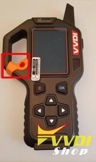 Vvdi-key-tool-holder