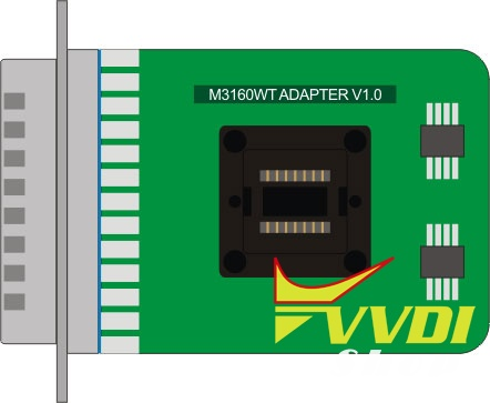 vvdi-prog-m3160wt-adapter