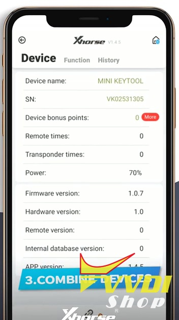 bind-vvdi-mini-key-tool-on-the-xhorse-app-07