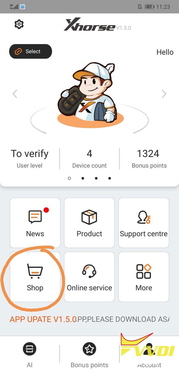 xhorse-new-app-tokens-bonus-points-01