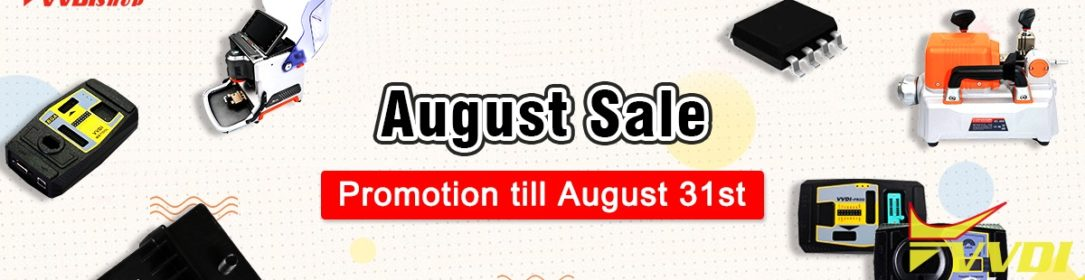 August-Sale