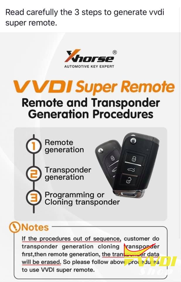 generate-vvdi-super-remote