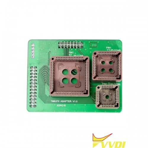 so459-TMS370-PLCC28-PLCC44-PLCC68-Adapter