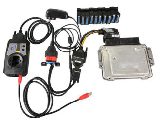 Benz-ECU-test-adapter-connect-vvdi-mb-01