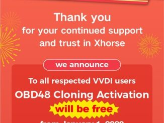 FREE Activation for OBD 48 Cloning