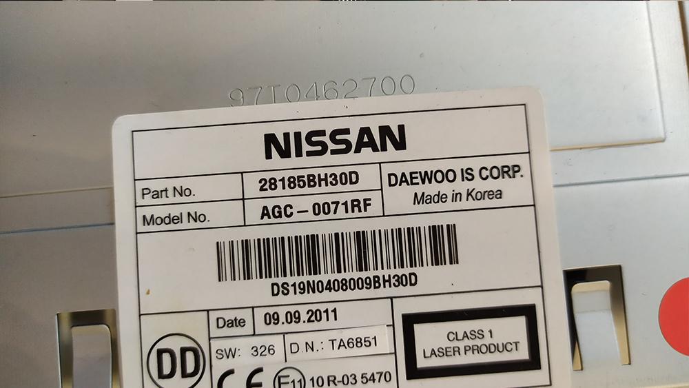 Nissan Agc