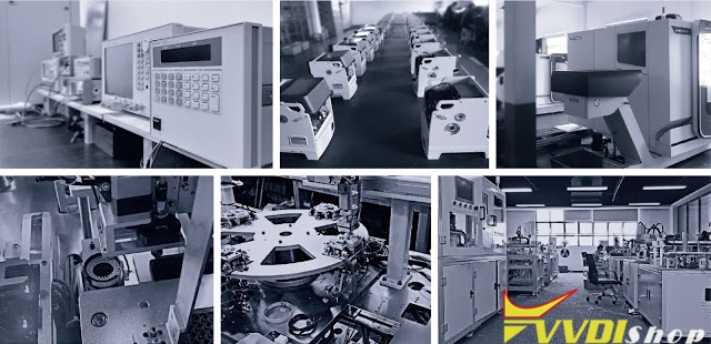 Xhorse product manufacturing
