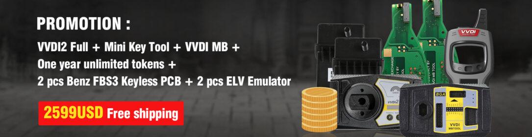 Promotion Vvdi2 Minikeytool Vvdi Mb