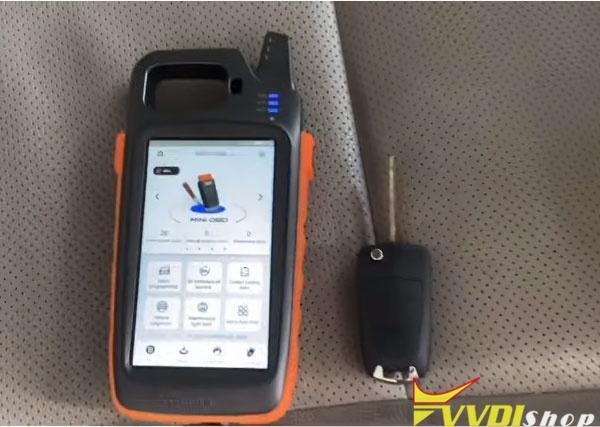 Key Tool Max Program 2011 Chevy Captiva 3