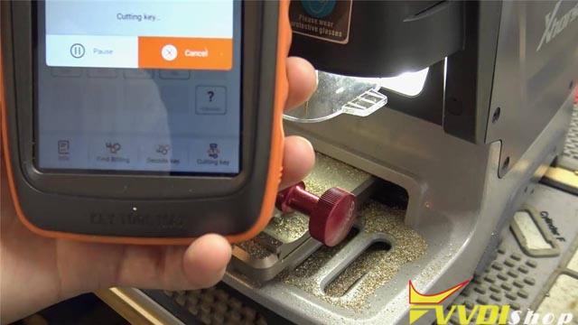 Xhorse Dolphin Xp005&vvdi Key Tool Max Cut Keys For Vw Beetle (13)