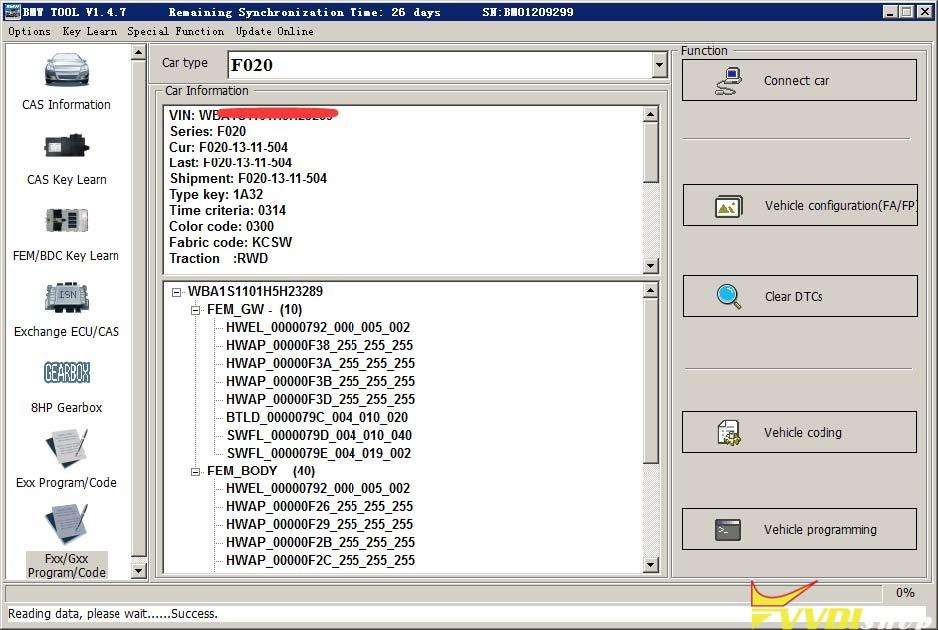 Vvdi Bim Tool Bmw Exx F G Programming Coding 07
