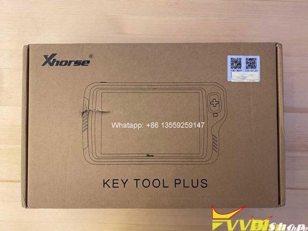 Key Tool Plus 1