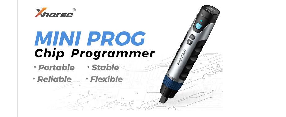 New Xhorse Vvdi Mini Prog A Multi Functional Programming Device 01