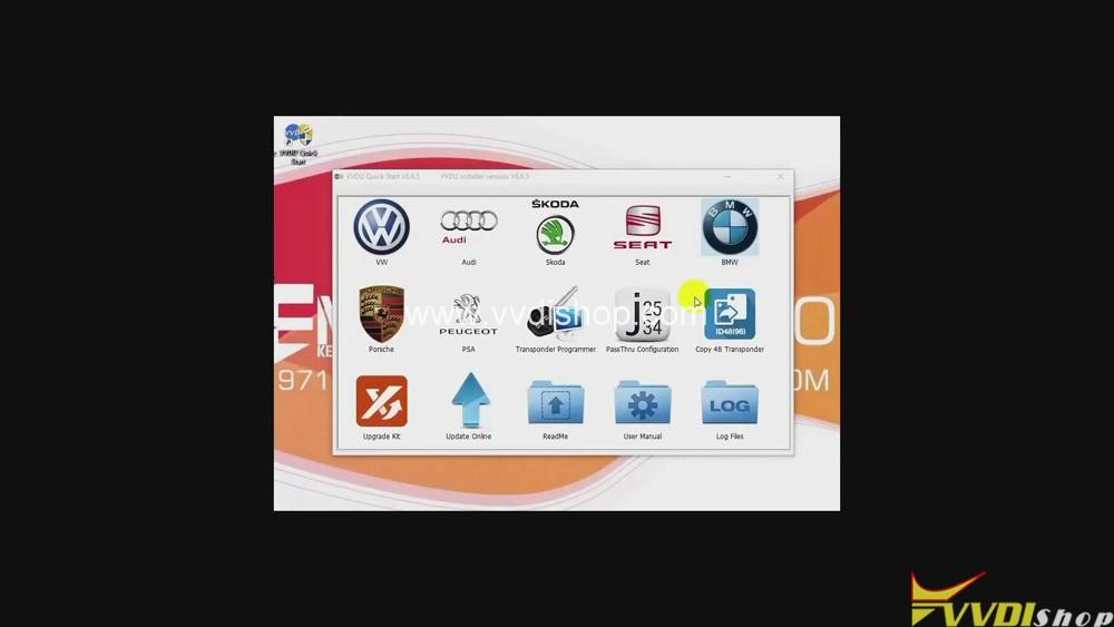 Xhorse Vvdi2 Program Bmw Cas2 3 Remote Key Obd 03