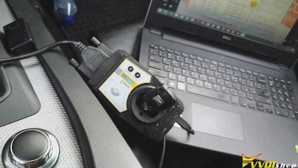 Xhorse Vvdi2 Program Bmw Cas2 3 Remote Key Obd 10