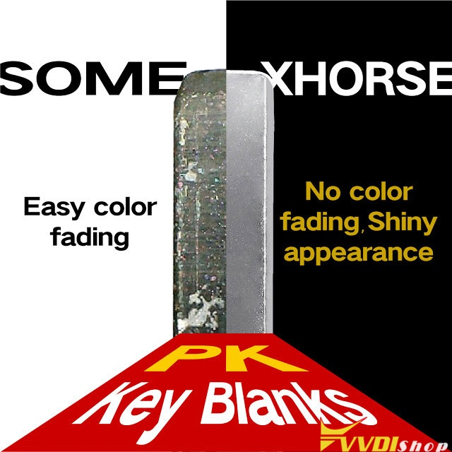 Xhorse Universal Key Blanks Super 002