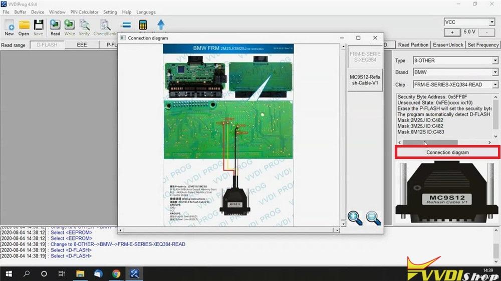 Repair Bmw Frm E Series Xeq384 Via Vvdi Prog (2)