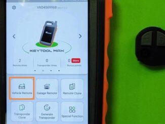 Vvdi Key Tool Max Mini Obd Tool Add Smart Key For Suzuki Dzire (1)