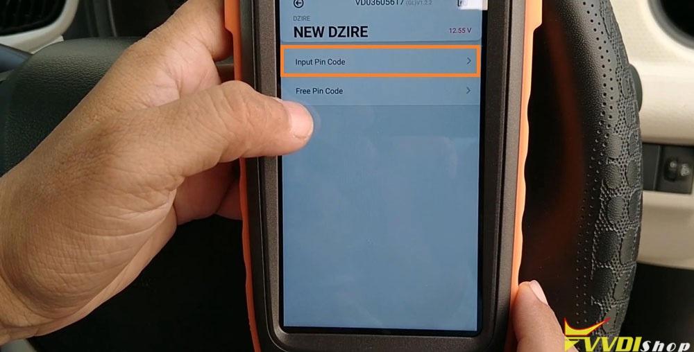 Vvdi Key Tool Max Mini Obd Tool Add Smart Key For Suzuki Dzire (13)