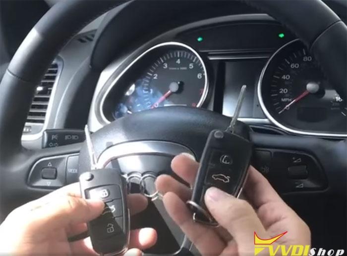 Vvdi Key Tool Plus 2010 Audi Q7 18