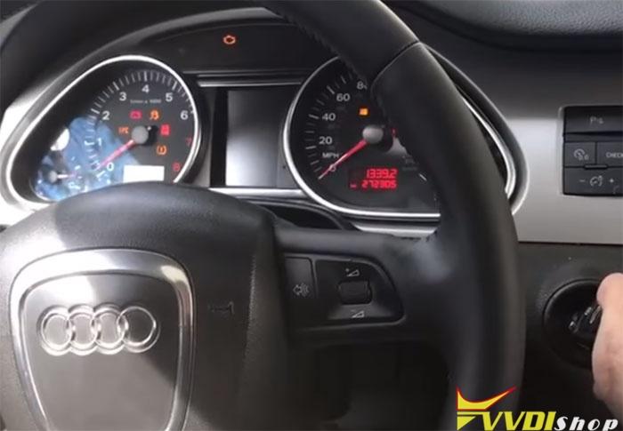 Vvdi Key Tool Plus 2010 Audi Q7 20