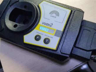 Vvdi2 Read Edit Bmw Cas3 Key Info On Bench (3)