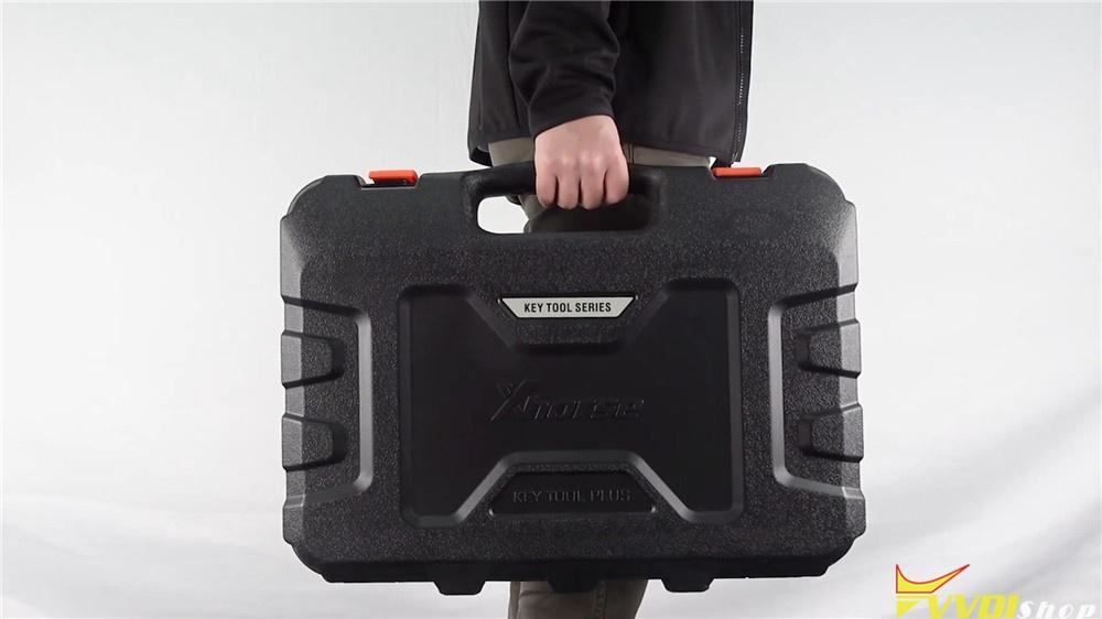 Xhorse Vvdi Key Tool Plus Pad Unboxing Quick Look (1)