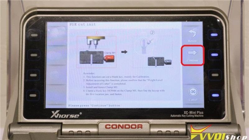 Calibrate Condor Xc Mini Plus Key Cutting Machine (13)