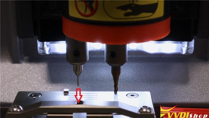 Calibrate Condor Xc Mini Plus Key Cutting Machine (4)