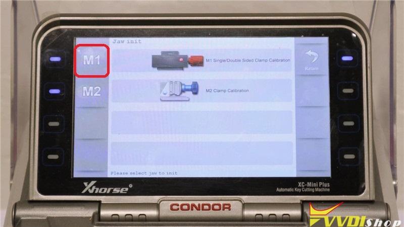 Calibrate Condor Xc Mini Plus Key Cutting Machine (8)