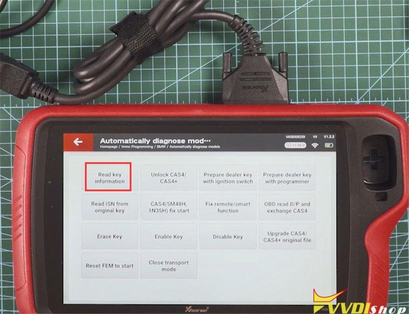 Key Tool Plus Godiag Gt100 Add Cas4 Key 10