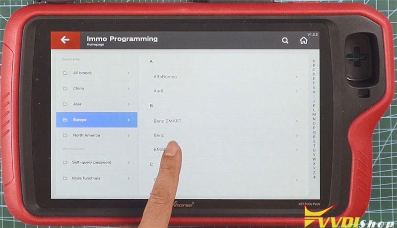 Key Tool Plus Godiag Gt100 Add Cas4 Key 5