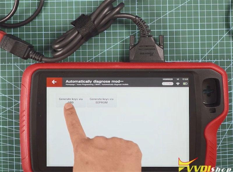 Key Tool Plus Godiag Gt100 Add Cas4 Key 9
