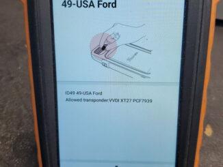 Vvdi Key Tool Max Ford 128bit