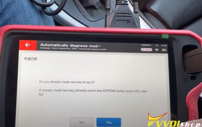 Vvdi Key Tool Plus Bmw Cas3 Akl 15