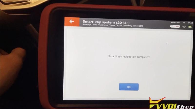 Vvdi Key Tool Plus Pad Program Honda Accord 2013 All Key Lost (16)